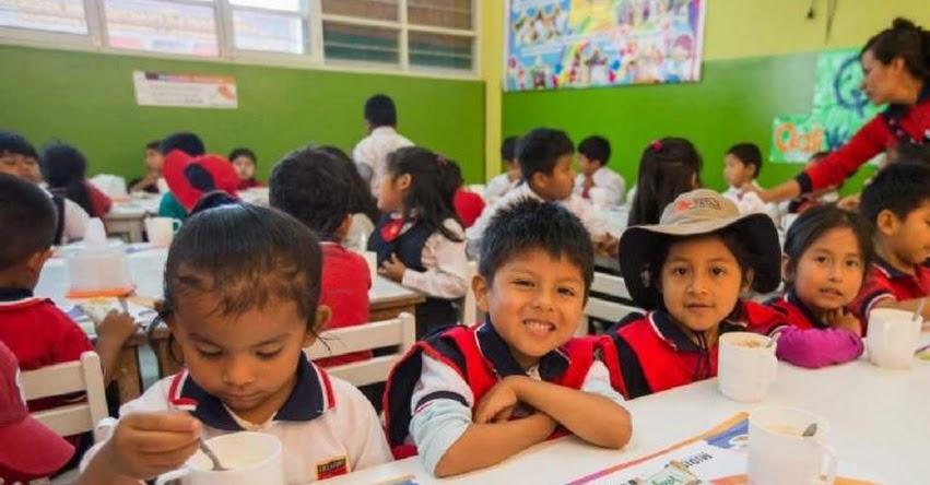 QALI WARMA: Programa social beneficia a más de 3.7 millones de escolares del país - www.qaliwarma.gob.pe