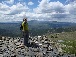 Cumbre del Santotis (1560 m)