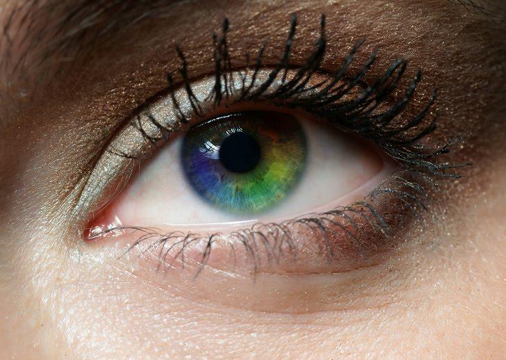 الناس مع لون العين الحرباء - بعض الناس لديهم أعين تتغير مثل الحرباء
