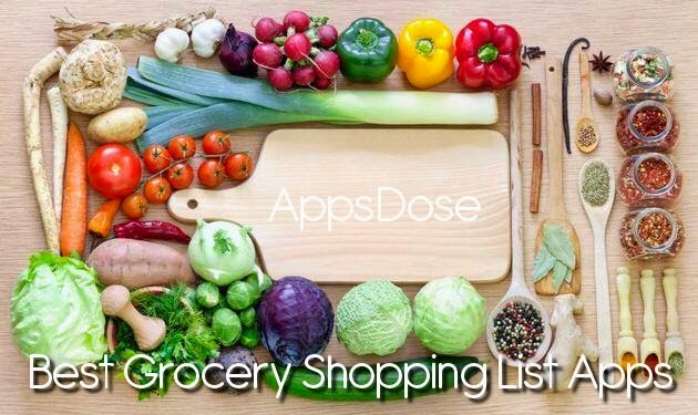 Best Grocery Shopping List Apps for iPhone and iPad