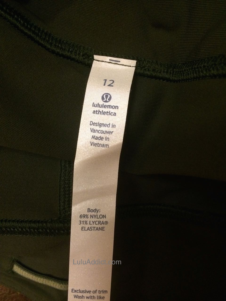 06f29b132ee Lululemon Addict: Try On Reviews: Align Pant, Zone In Tight, All the ...