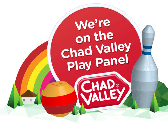 We're On The Chad Valley Play Panel plus Giveaway