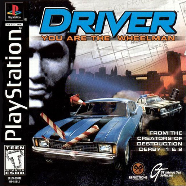 Driver PSX Portada