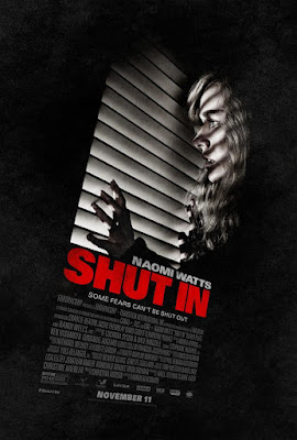 Shut In 2016 DVD R1 NTSC Sub