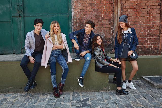 Moda invierno 2017 ropa de moda juvenil invierno 2017 by Buddies.