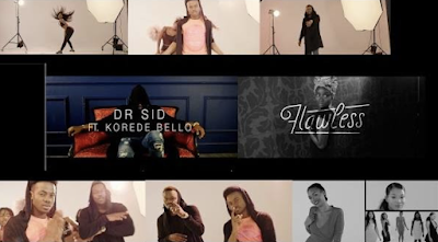 VIDEO: Dr SID – Flawless ft Korede Bello