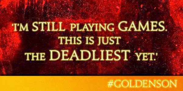 Golden Son (Red Rising II) by Pierce Brown : Rising higher than ever !!