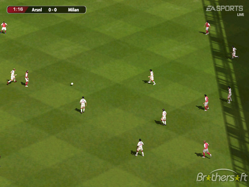 Ea sports fifa 2006 game free download full version for pc.