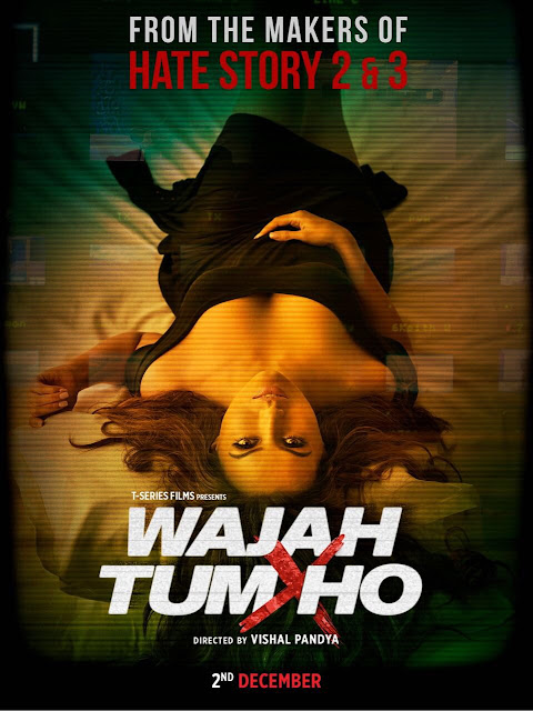 Wajah Tum Ho First look features hot Sana khan