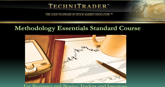 "TechniTrader Methodology Essentials Standard Course review - by Chuck P. - ""The Methodology Essentials Standard Course is in a word: Outstanding"""