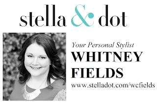 Whitney Fields, Stella & Dot Stylist - Austin, TX