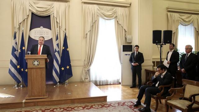 Παγκόσμια ελληνική πρωτοτυπία η τμηματική επέκταση των Χωρικών Υδάτων
