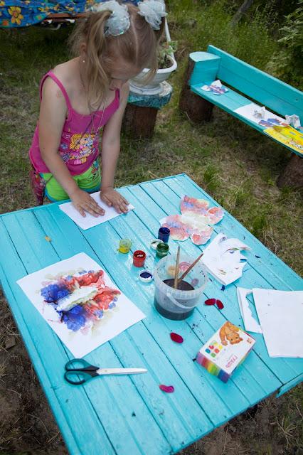 Чем занять детей летом.