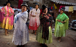 Bolivian Peoples