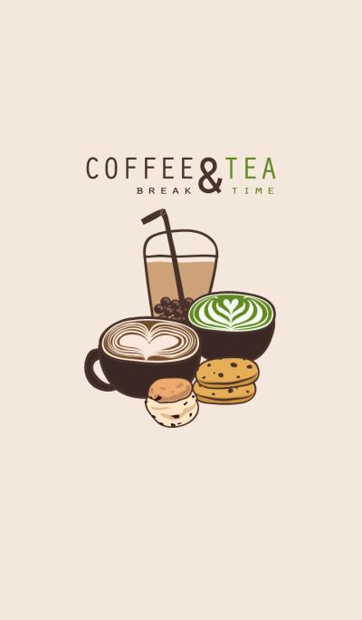 Coffee break & Tea time