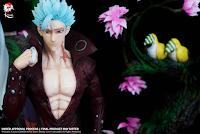 Figuras: Preciosa composición de Ban & Elaine de Nanatsu no taizai