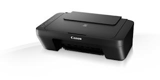 Canon PIXMA MG2540s Software Manual and Setup Download
