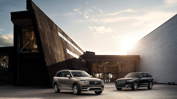 Wallpaper: Volvo XC90 2015