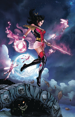 Comics: Grimm Fairy Tales #17 - Reviewed