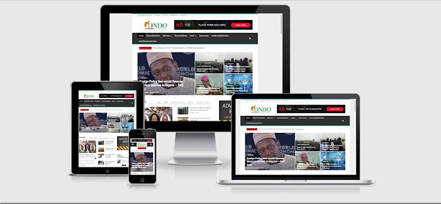 Business Ondo State Website, Developed by Eagles Technology Solutions