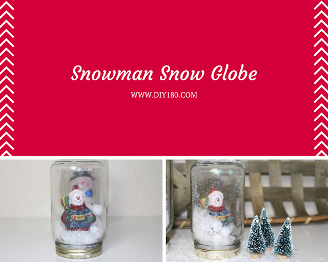 Easy Snow Globe