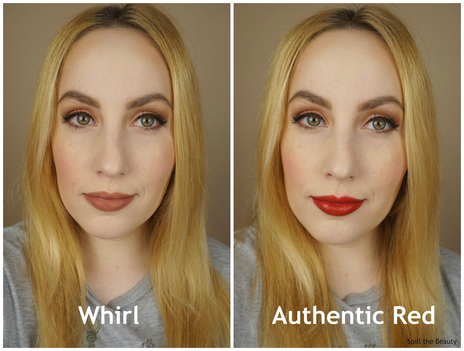 mac caitlyn jenner review swatches authentic red whirl compassion 9 lipstick lip liner