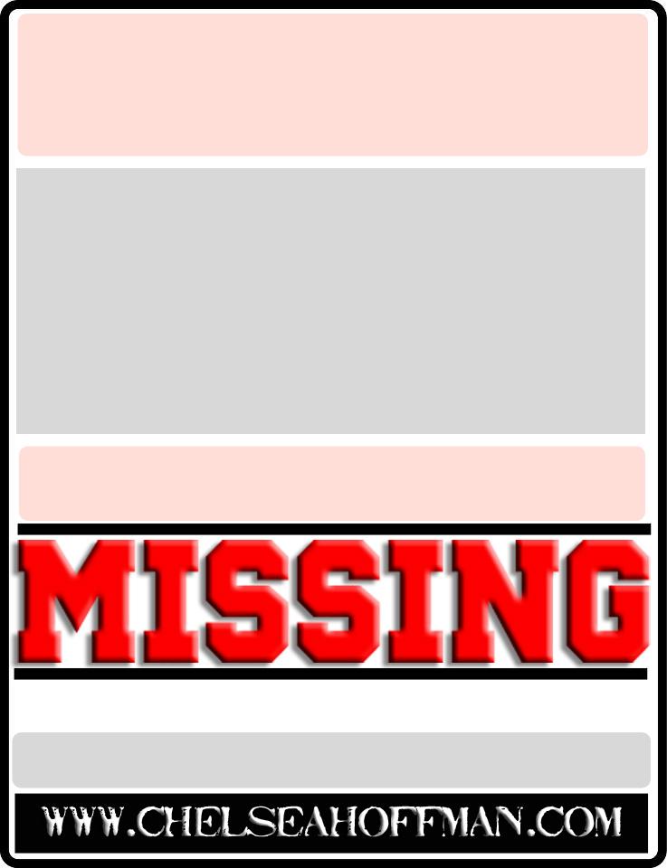 Missing posters template 4843483 - ramakrishna-vivekananda-bginfo - missing flyer template