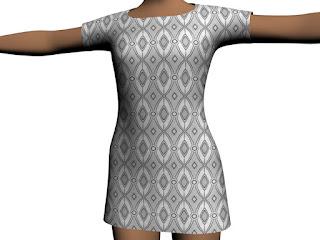 maglietta, abitino, t-shirt, Mirna Radovanovic