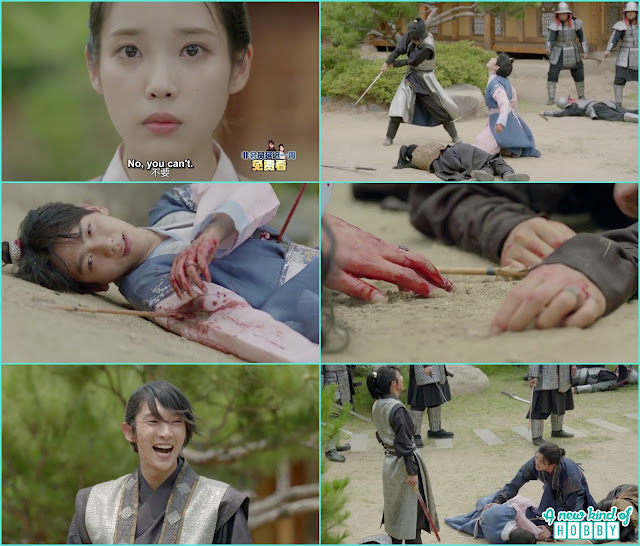 4th prince killed eun and become mad after killing his own brother - Moon Lovers Scarlet Heart Ryeo - Episode 16 Review (Eng Sub)
