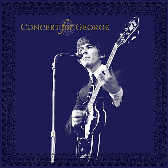 Le concert hommage à George Harrison édité en vinyle
