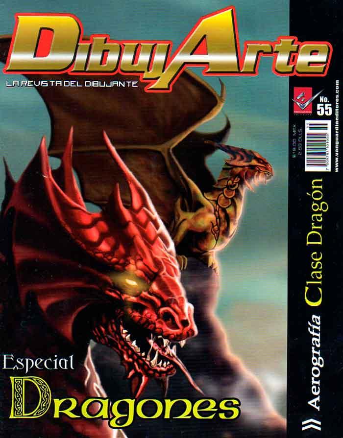 Descarga: DibujArte #55 - Especial Dragones.