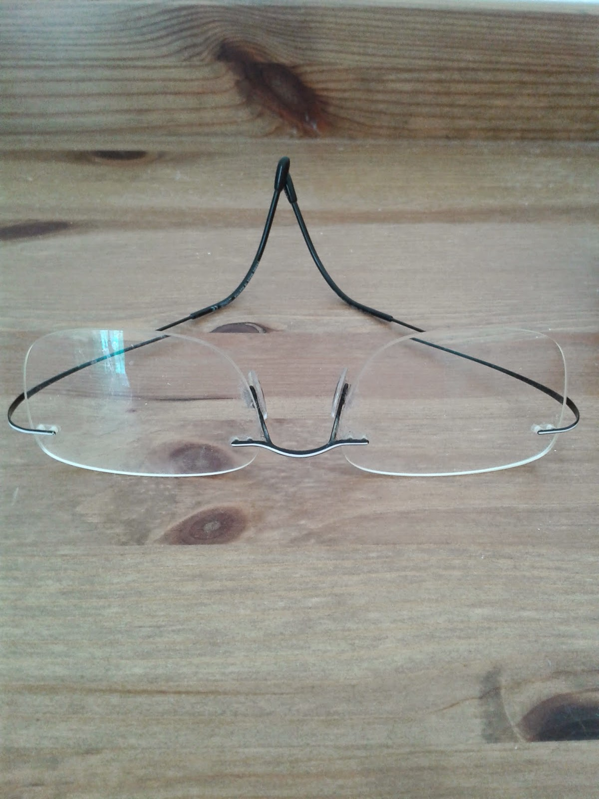 #mentalhealthawarenessweek #MHAW2017 Obsessive Compulsive Disorder - My Glasses