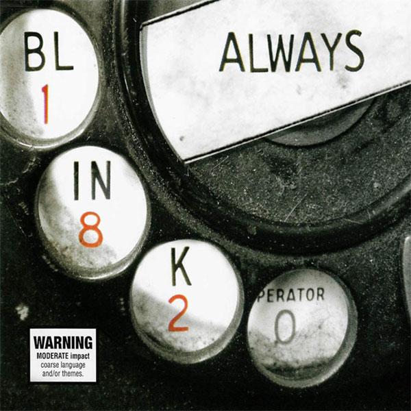"blink-182 ""Always"" skate punk version"