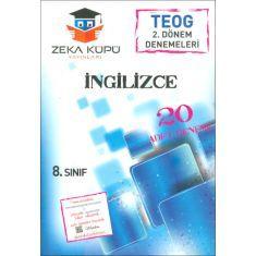 Zeka Küpü 8.Sınıf İngilizce TEOG 2.Dönem Denemeleri (2015)