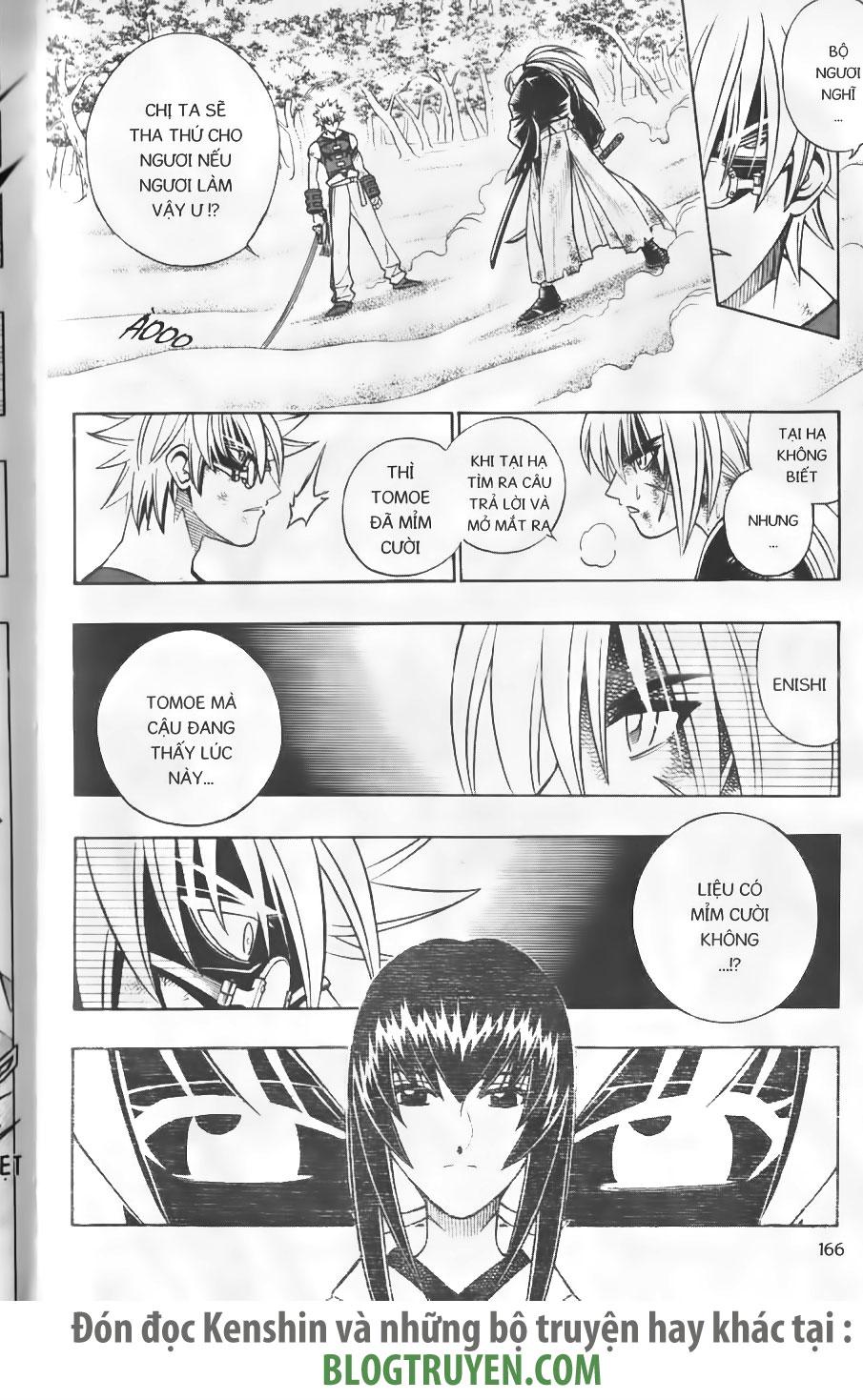 Rurouni Kenshin chap 246 trang 18