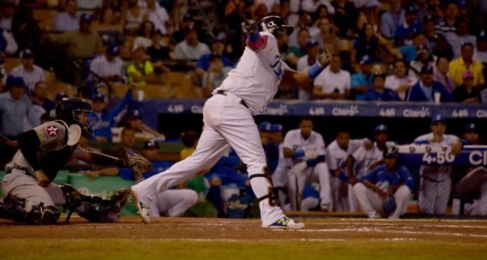 Serie final de béisbol dominicano podría no ser de 9-5