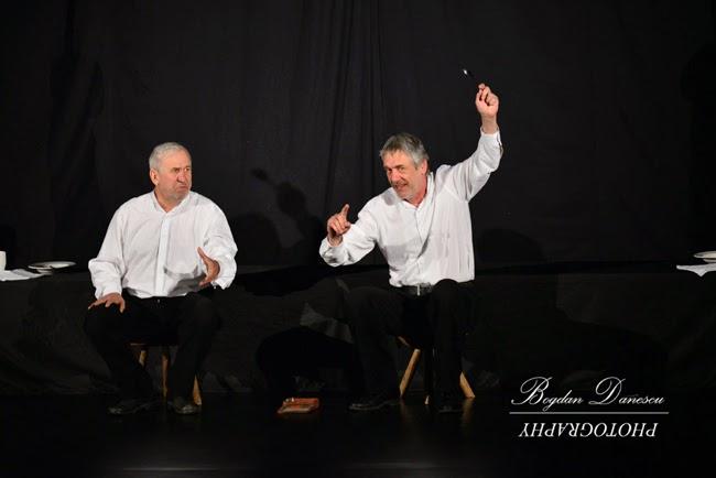 George Mihaita si Marcel Iures