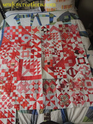 150 Canadian Women blocks