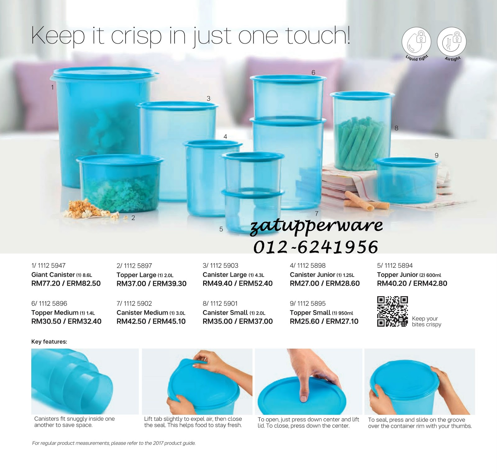 how to become member of tupperware malaysia