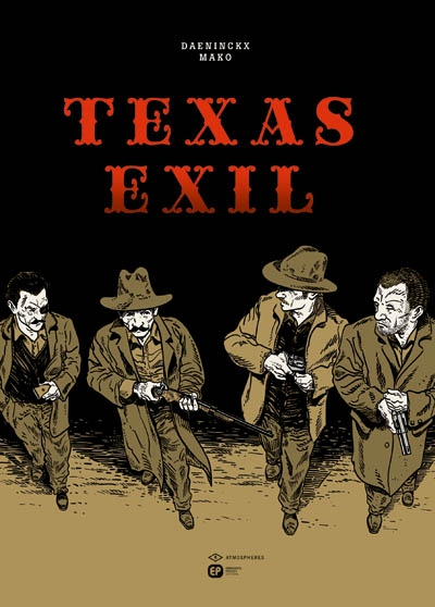 Texas exil - Didier Daeninckx