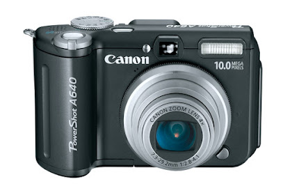 Canon PowerShot A640 Driver Download Windows