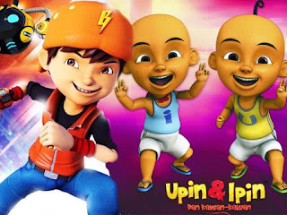 Download Video Upin dan Ipin dan Boboiboy Lengkap