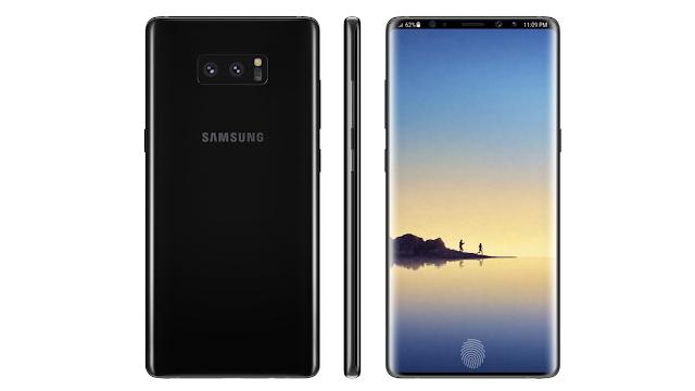 تعرف على مواصفات و امكانيات و سعر و تاريخ صدور هاتف Samsung Galaxy Note 9