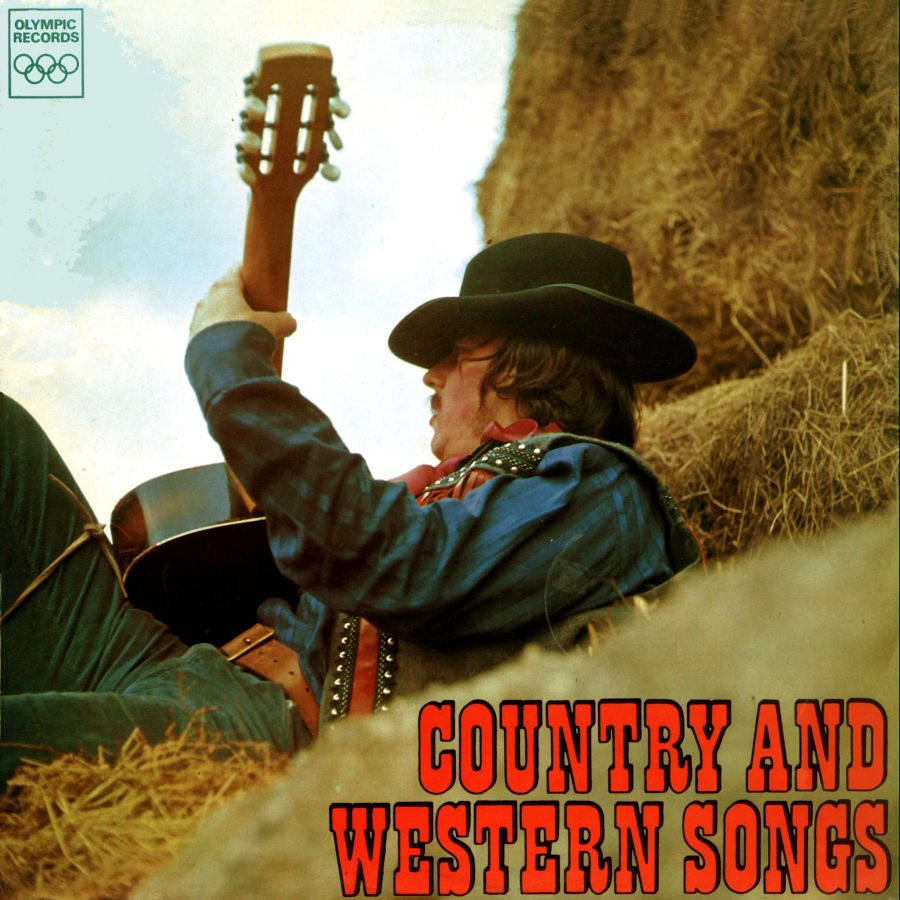 Olympic Records: 1313 - COUNTRY AND WESTERN SONGS