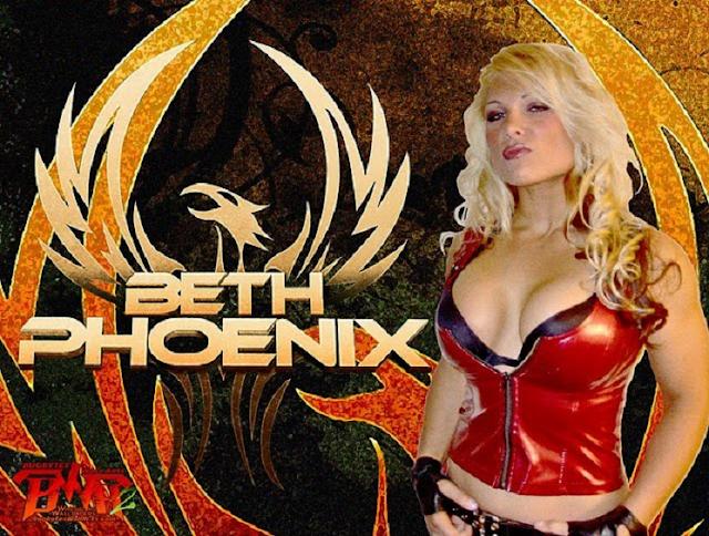 Beth Phoenix HD Wallpapers Free Download