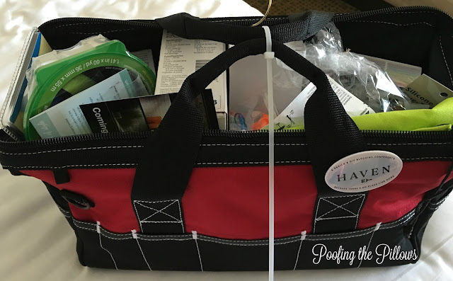 Haven Conference 2016, Haven Conference, Haven, blogging, bloggers conference, blog conference, swag, sponsors and swag bags