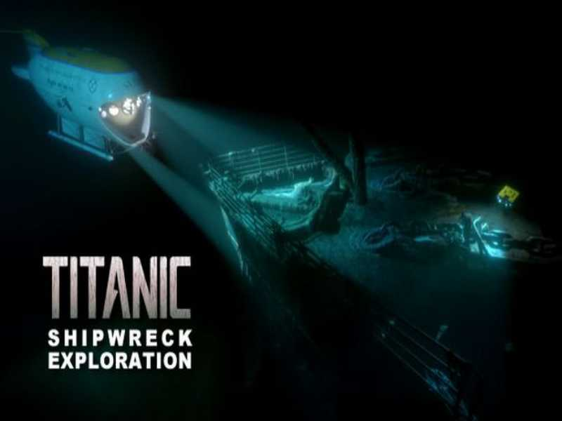 Download TITANIC Shipwreck Exploration Game PC Free on Windows 7,8,10