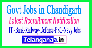 Latest Chandigarh Government Job Notifications