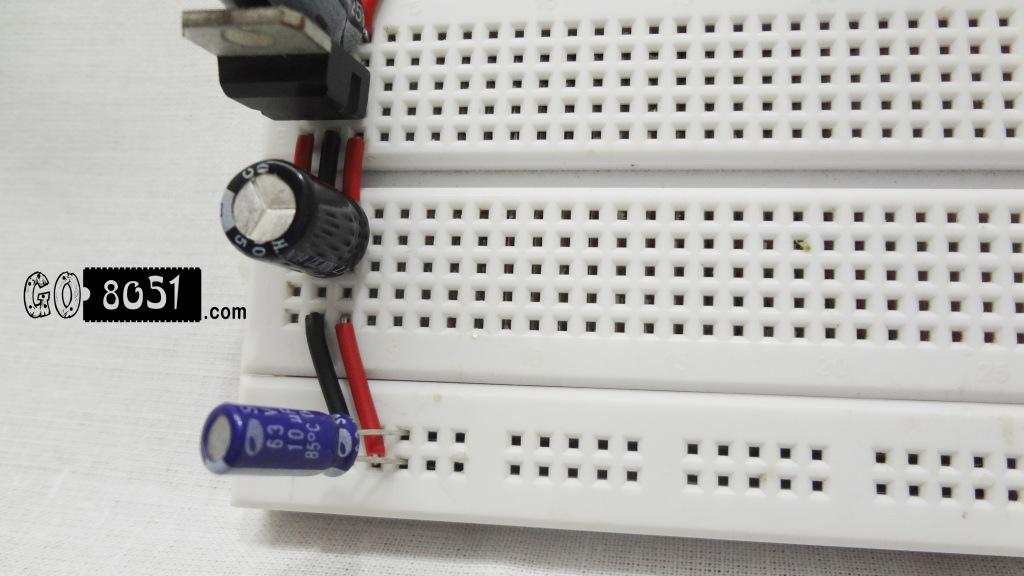 Breadboard basics Power Stage