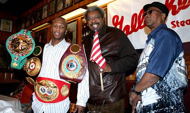 Zab Judah Former Undisputed Welterweight World Champion